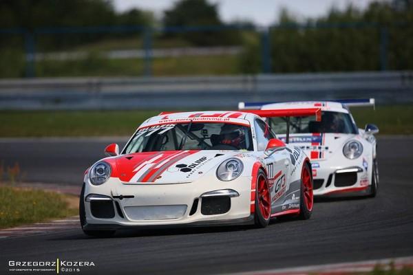 BudzyDski PoznaD Porsche