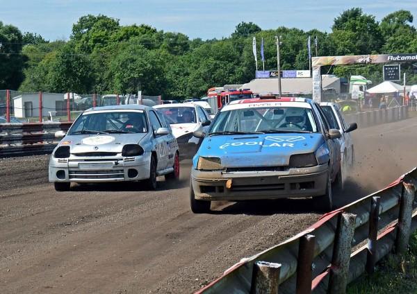 IV runda Rallycross 2015 Vilkyciai - fot. I i R Orzechowscy