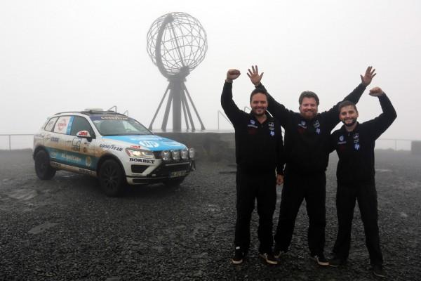 Ekipa Challenge4 na Nordkapp (1)