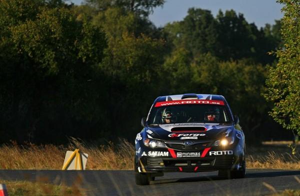 JSzeja - foto 1 - autor GK Forge Rally Team