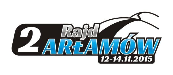Logo 2. Rajd Arłamów