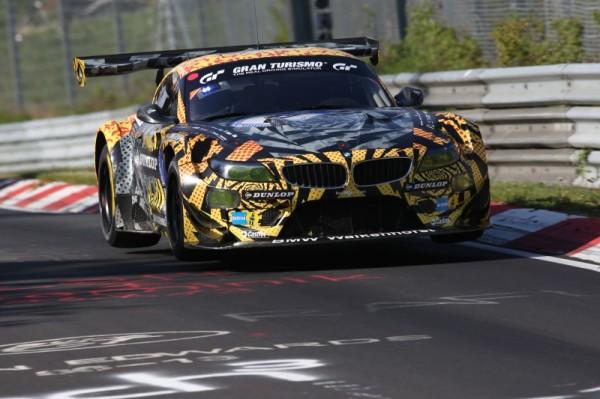 Zespół Walkenhorst BMW na oponach Dunlop