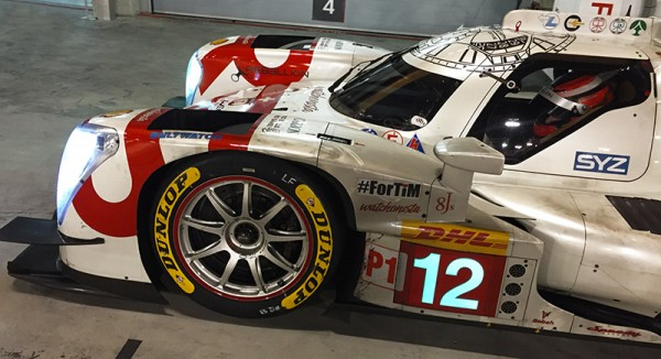 Dunlop wesprze zespół Rebellion Racing w rywalizacji w klasie LMP1 na Le Mans (1)