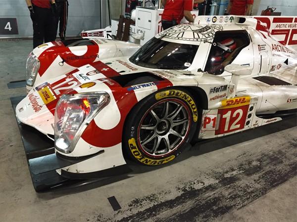 Dunlop wesprze zespół Rebellion Racing w rywalizacji w klasie LMP1 na Le Mans (2)