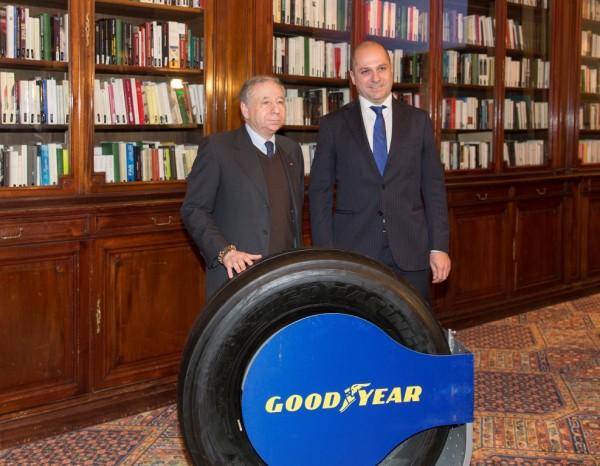 Goodyear podpisał kontrakt z FIA na dostawę opon dla wyścigów ciężarówek