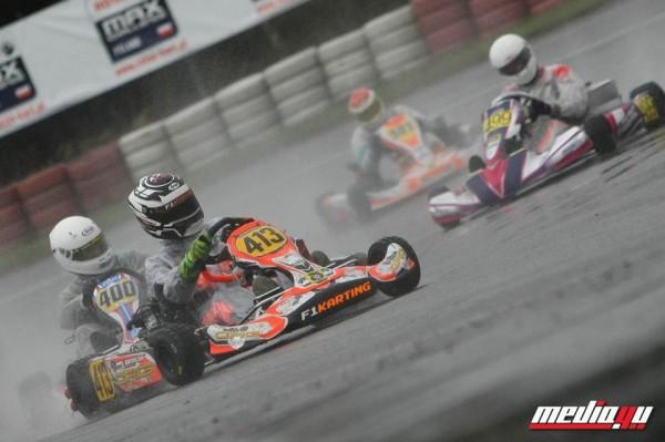 Łukasz Bartoszuk F1Karting Team 2
