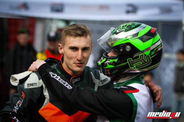Łukasz Bartoszuk F1Karting Team