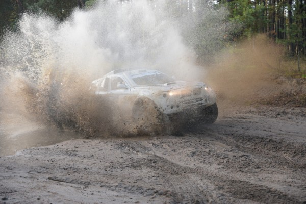 Baja Inter Cars 2015 - sobota