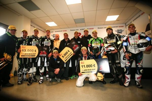 Udany weekend zmagań dla zespołów Dunlopa na torze Le Mans (6)