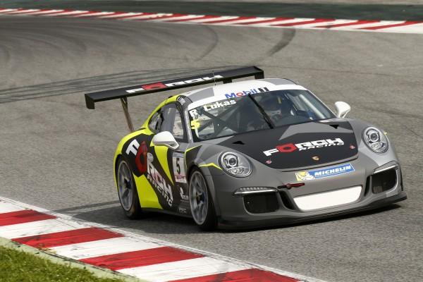 Test Porsche Supercup