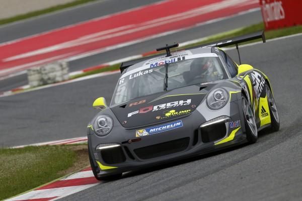 Porsche Mobil 1 Supercup Barcelona 2016