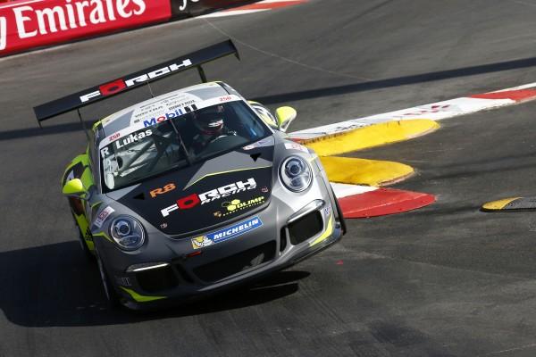 Porsche Mobil 1 Supercup Monaco 2016
