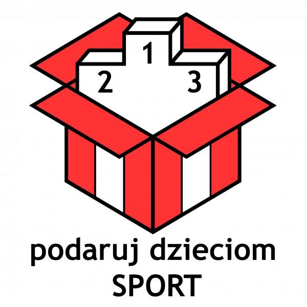 Logo Podaruj Dzieciom Sport
