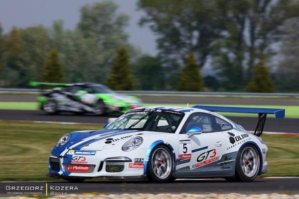 GT3 Poland Slovakiaring