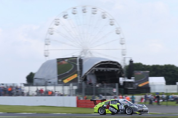 Porsche Mobil 1 Supercup Silverstone 2016
