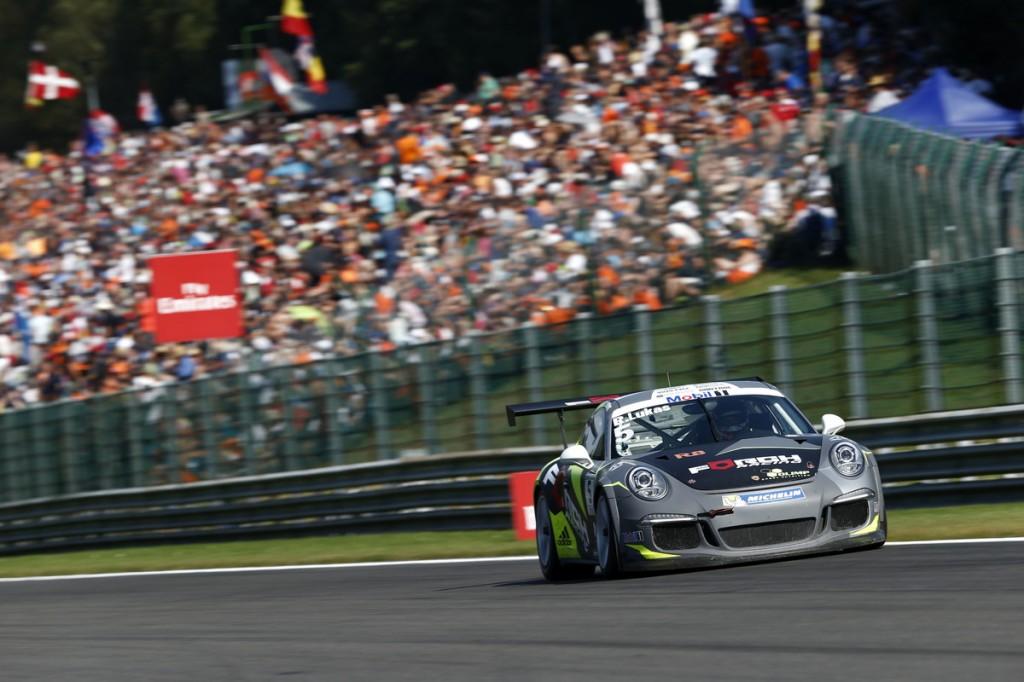 Porsche Mobil 1 Supercup Spa 2016