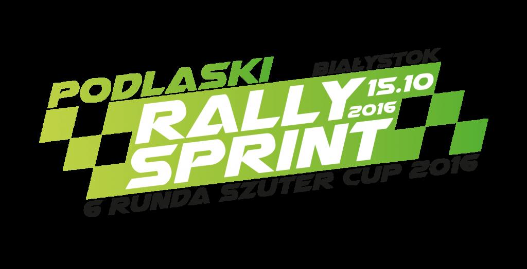 podlaski rally sprint logo