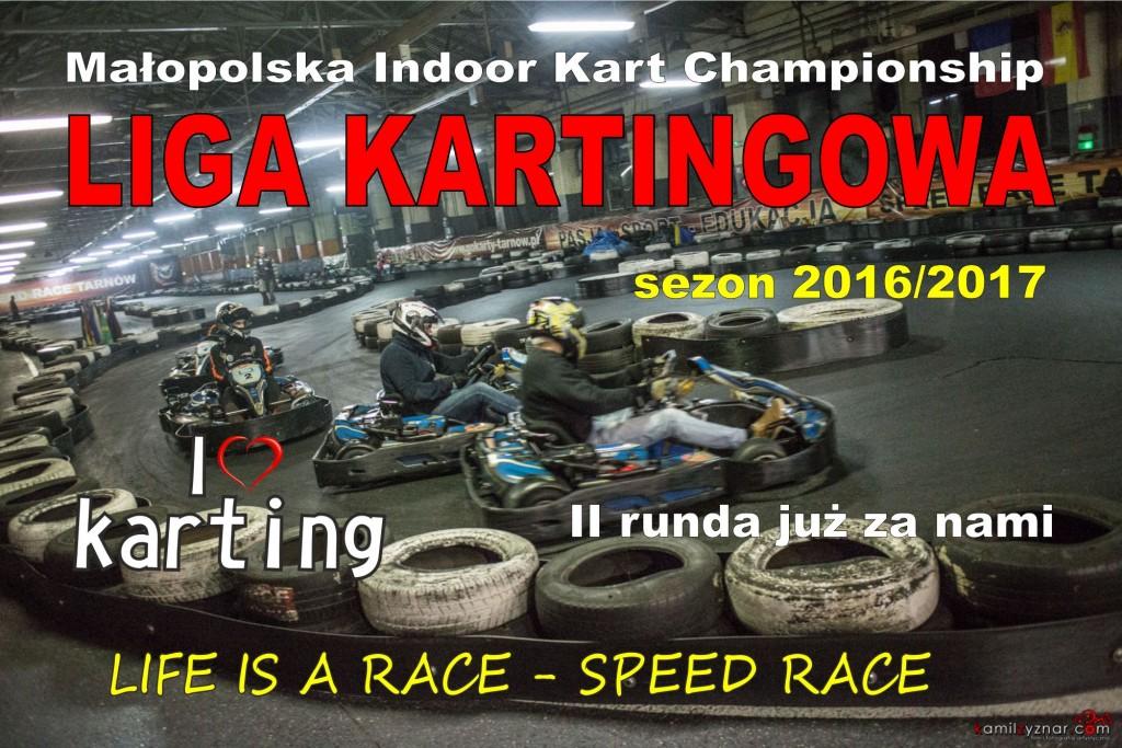 liga kartingowa II runda 2016-2017
