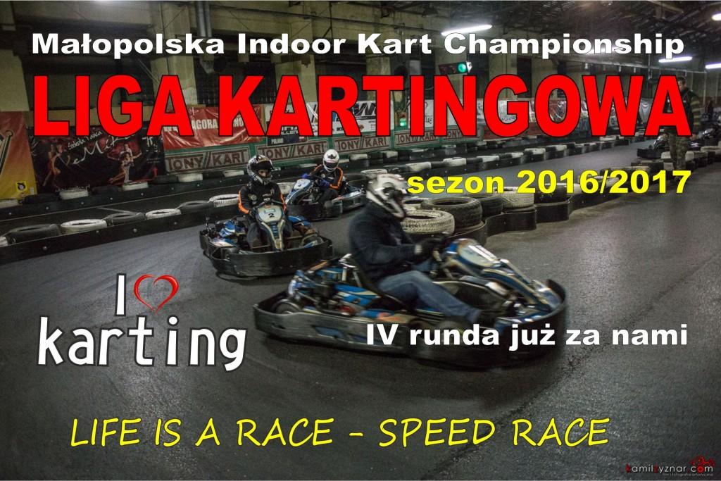 liga kartingowa IV runda 2016-2017