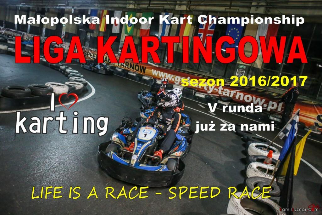 liga kartingowa V runda 2016-2017