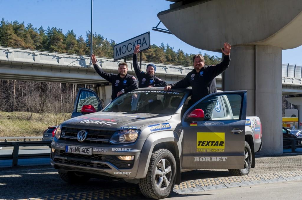 Goodyear i Rainer Zietlow z kolejnym rekordem świata