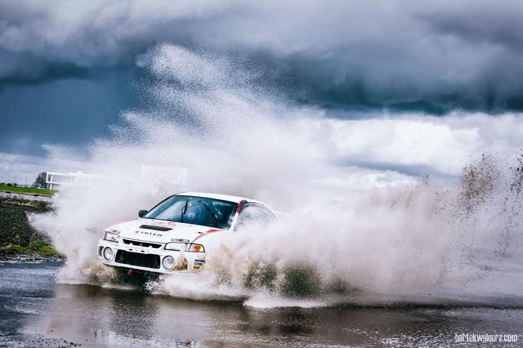 Zwycięzcy II i III rundy Rally Stage Cup fot Bartek Wałcerz