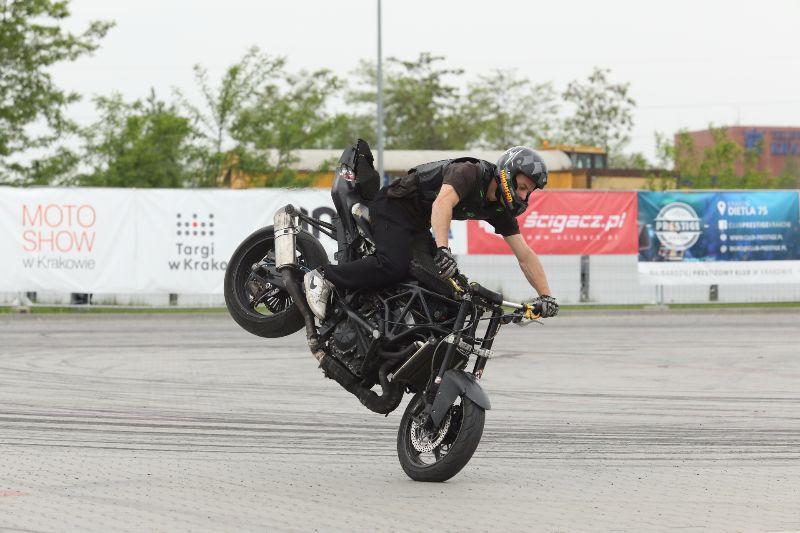 12.Targi MOTO SHOW w Krakowie 2017