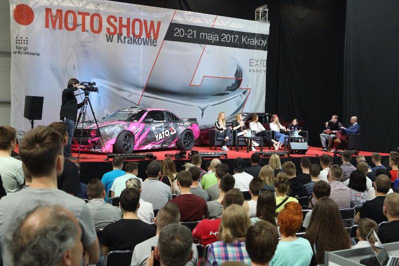 8. Targi MOTO SHOW w Krakowie 2017