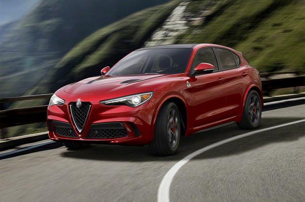 Nowości - Alfa-Romeo-Stelvio