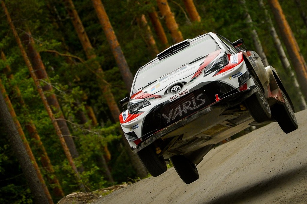 FIA WORLD RALLY CHAMPIONSHIP FINLAND
