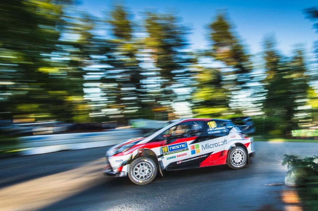 FIA WORLD RALLY CHAMPIONSHIP FINLAND