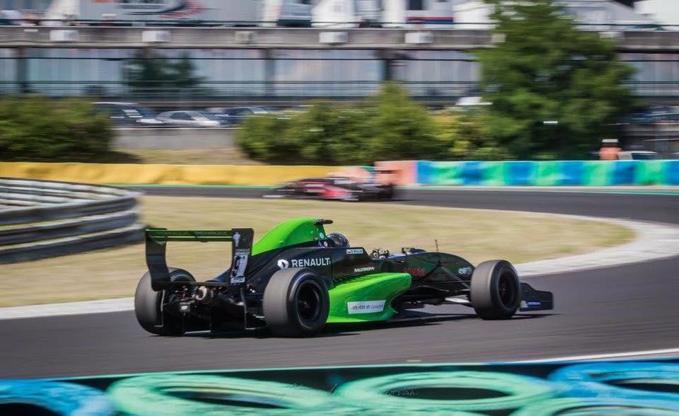 Foto - Formula Renault NEC
