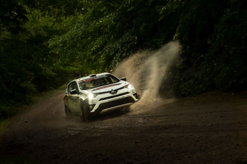 2017 ARA Ojibwe Forests Rally