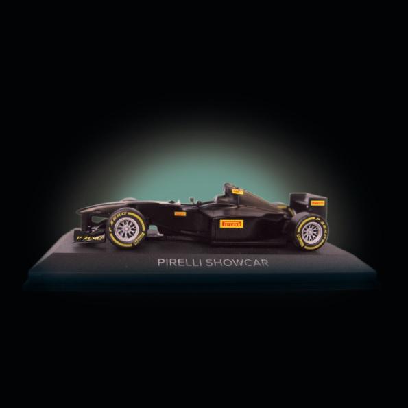 Model bolidu F1