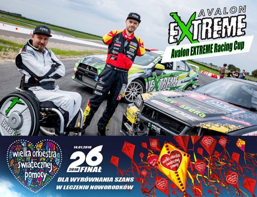 Avalon Racing_Grafika WOŚP