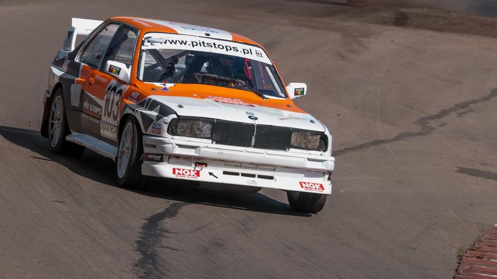 BMW Łukasza Zolla