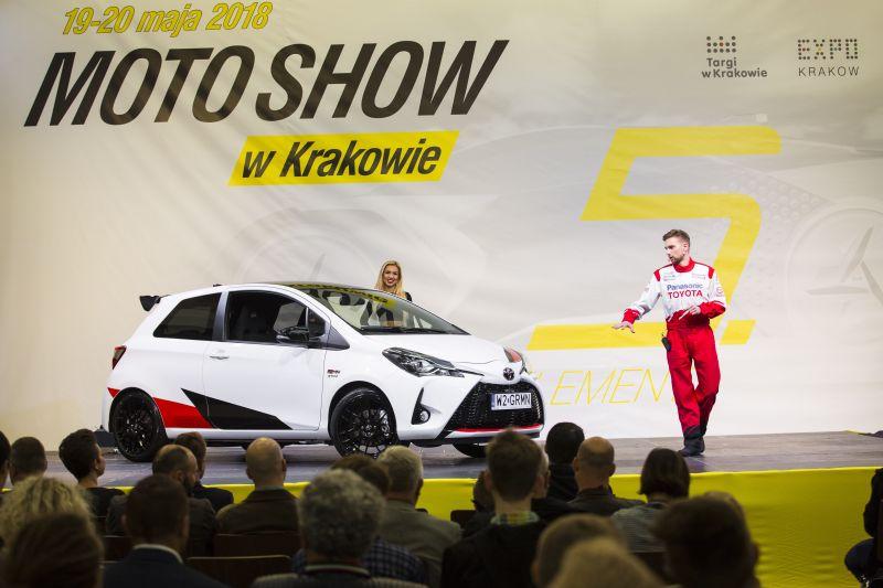 (16) MOTO SHOW w Krakowie 2018