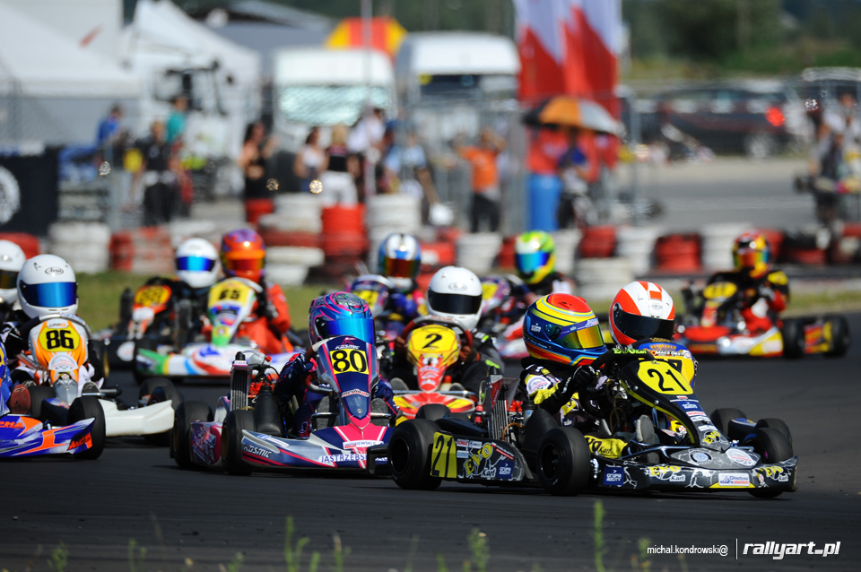 Rotax Nordic Challenge i Rotax Max Challenge Poland | Autodrom S?omczyn