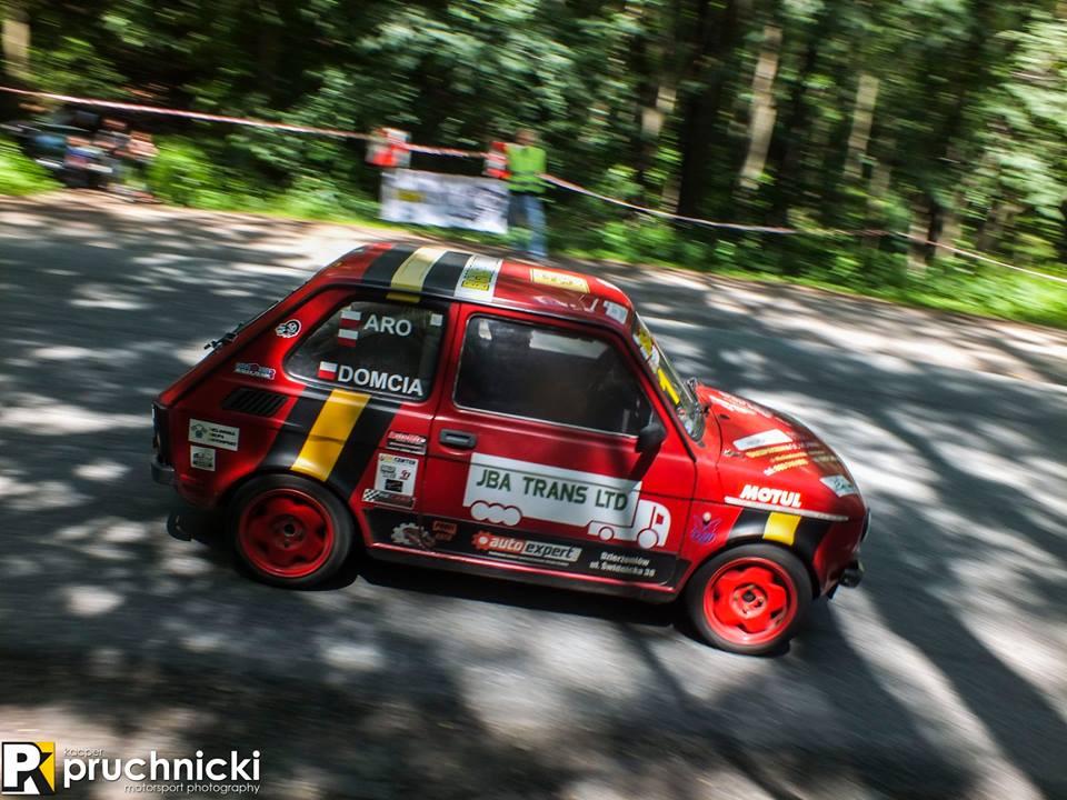 Udany weekend dla całego BS Rally Team (2)