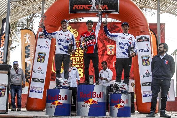 ORLEN_Team_Giemza_Tomiczek_Rally_Atacama_podium