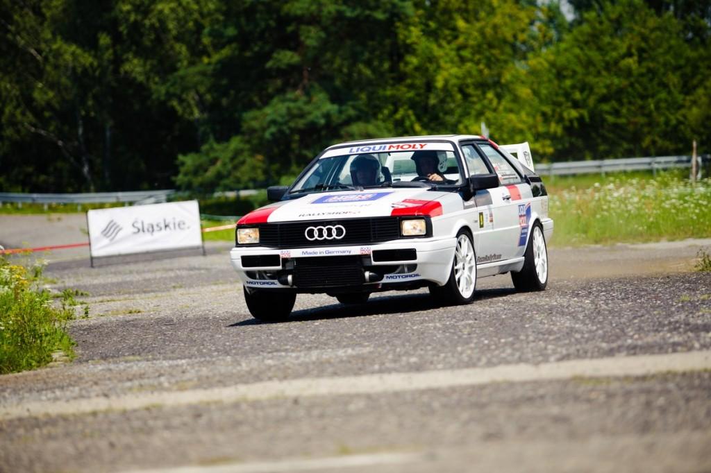 tomala_klasa_4 - SMT przyciąga wiele wspanialych maszyn takie jak np. replika Audi Quattro_fot_Piotr_Wyparło