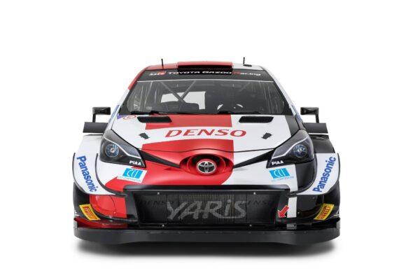 Toyota Yaris WRC 2021 /Foto: TGR