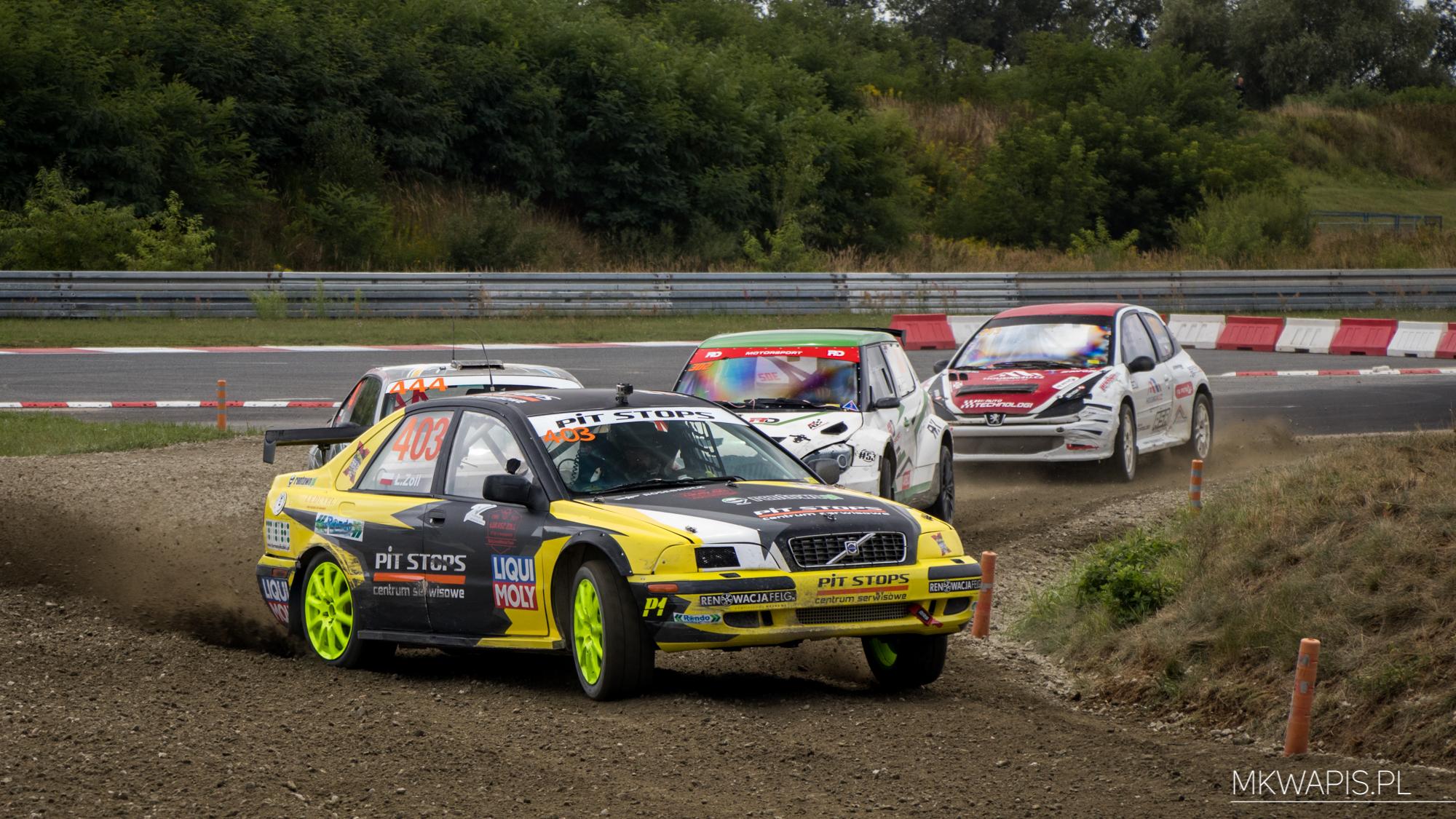 Rallycross Tor Poznań