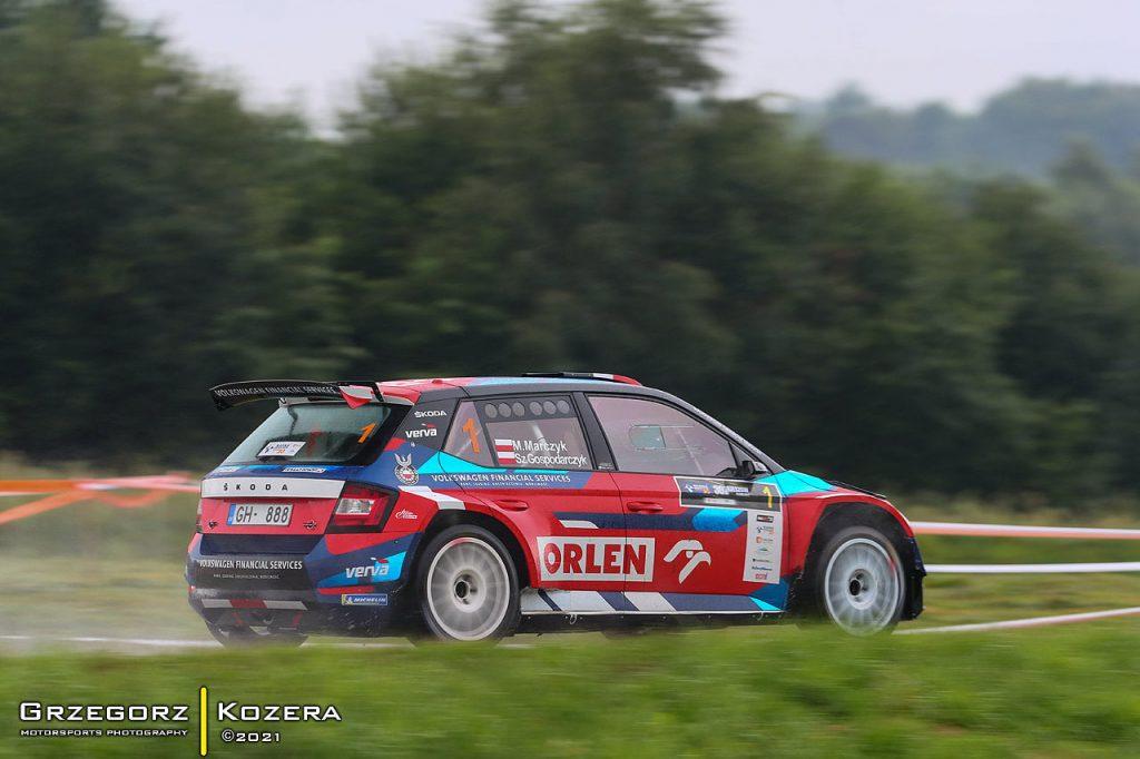 Miko Marczyk Rajd Rzeszowski