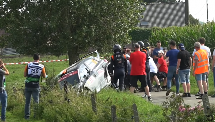 Best of Ypres Rally Belgium 2021