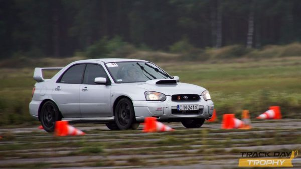 Track Day Trophy